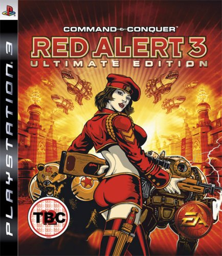 Command & Conquer: Red Alert 3 (United Kingdom) - Red Alert Ps3