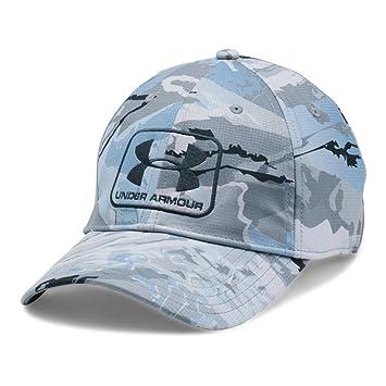 Under Armour Men s Camo Stretch Fit Cap  Amazon.co.uk  Sports   Outdoors 1e3b36f8bd0