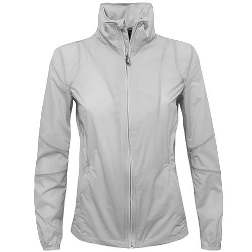 Robe di Kappa - Chaqueta - para Mujer Gris Size: Medium ...