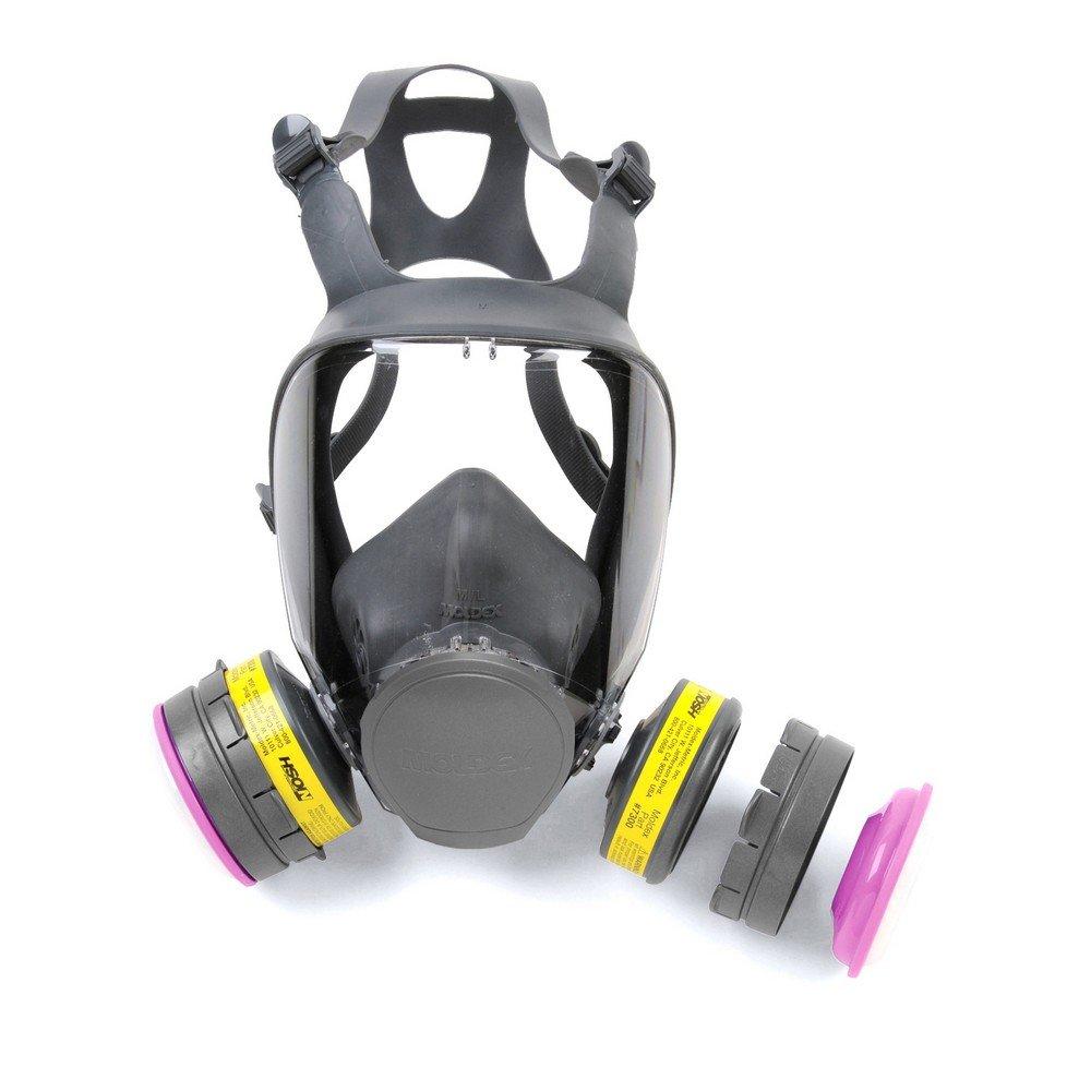Moldex 9002 9000 Series Full-Face Respirator, Medium by Moldex (Image #3)