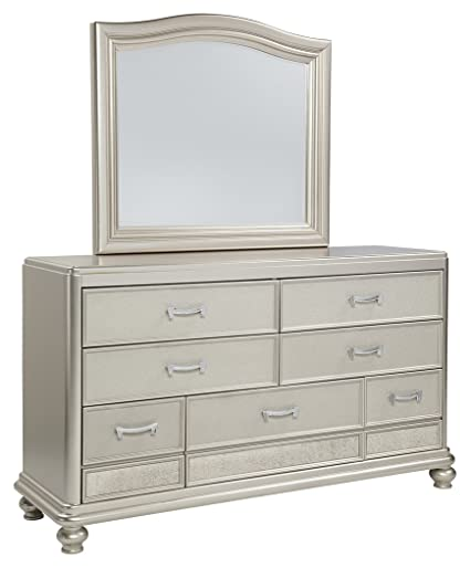 Amazon Com Ashley Furniture Signature Design Coralayne Dresser