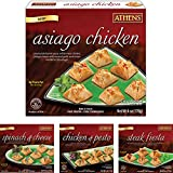 Athens Spinach and Cheese Fillo Blossom Appetizer, 6 Ounce -- 12 per case.