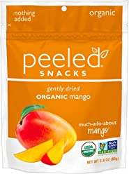 Peeled Snacks Organic Dried Fruit, Much-Ado-About-Mango, 2.8 Ounce
