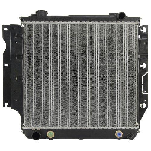 87 jeep wrangler radiator - 3