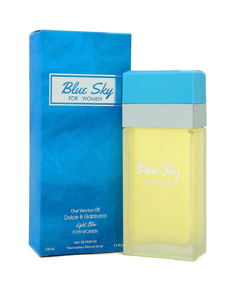 Amazon.com : Blue Sky Perfume for Women 3.4 Fl Oz - 100ml : Eau De ...