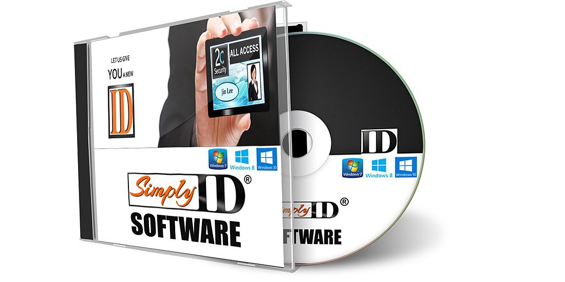 Simply ID Card Design & Database Software