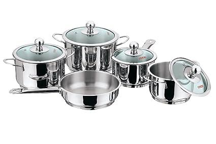 e61817722 Buy Vinod Cookware Induction Friendly Tuscany Set