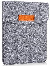 ProCase 6 inch hoezen koffer tas, draagbare vilt draagtas beschermhoes voor 5-6 inch tablet smartphone E-reader e-book