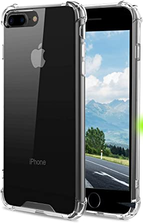 Funda Gel Rigida Iphone 7 Plus / 8 Plus Con Dibujo - Fundas Moviles