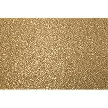 "Best Creation Shimmer Sand Cardstock 12""X12""-Gold"