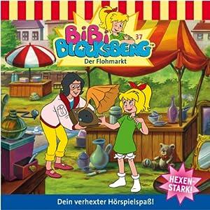 Der Flohmarkt (Bibi Blocksberg 37) Hörspiel