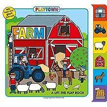 Playtown: Farm: A Lift-the-Flap Book
