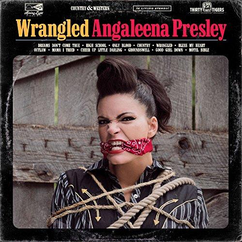 Angaleena Presley - Wrangled (2017) [WEB FLAC] Download