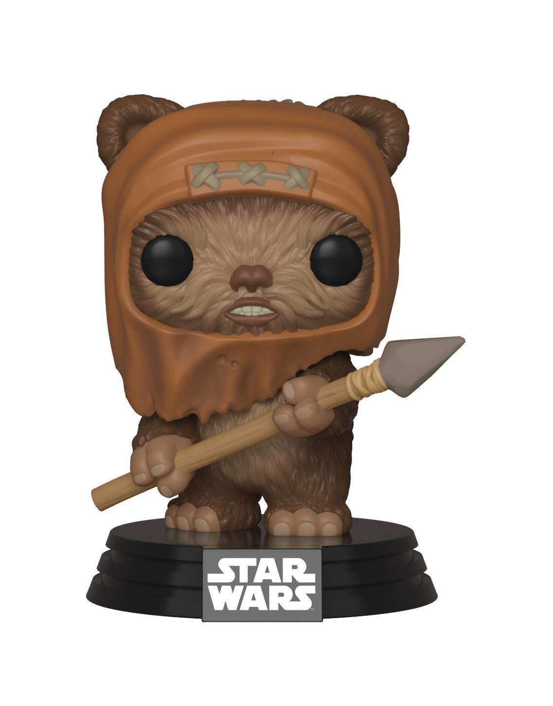 Figurine Star Wars Wicket Funko Pop