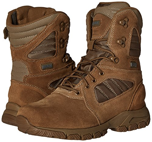 Magnum Men's Response Iii 8.0 Side Zip Military and Tactical Boot