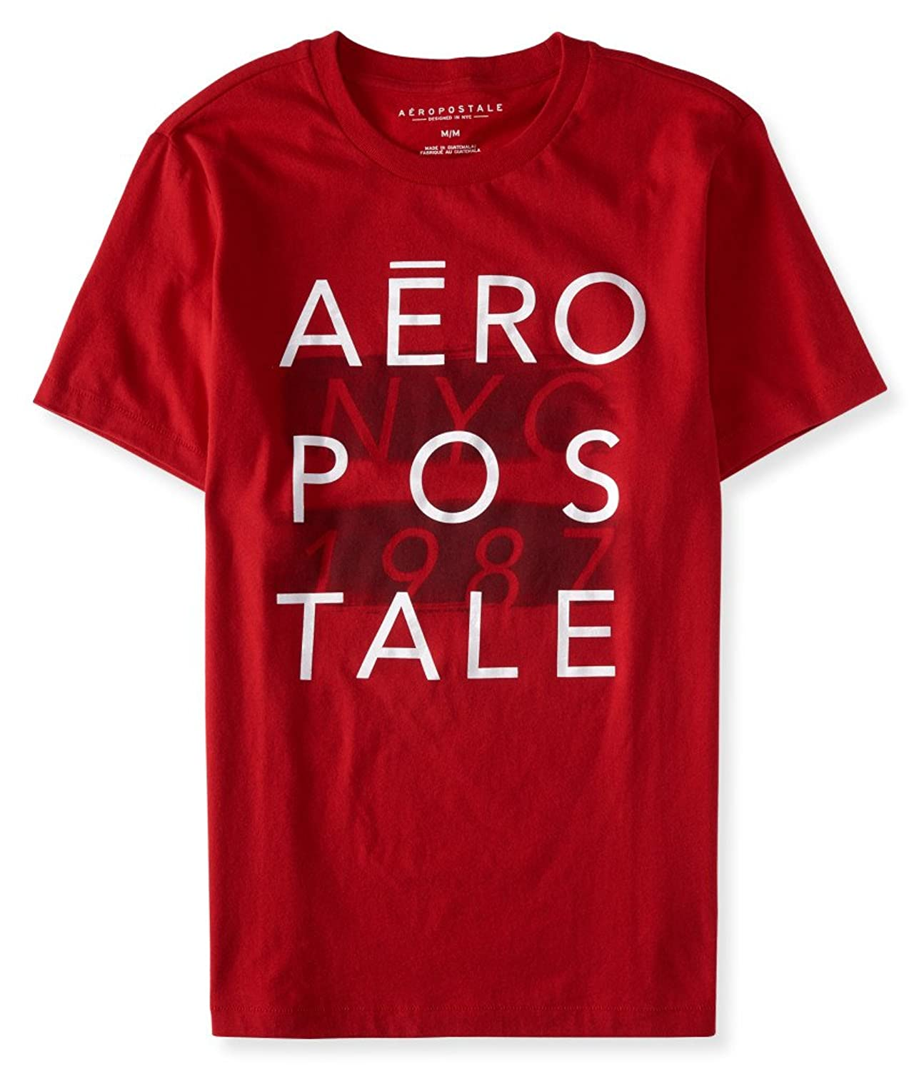 Aeropostale Men's A?Ropostale Nyc Graphic T Shirt