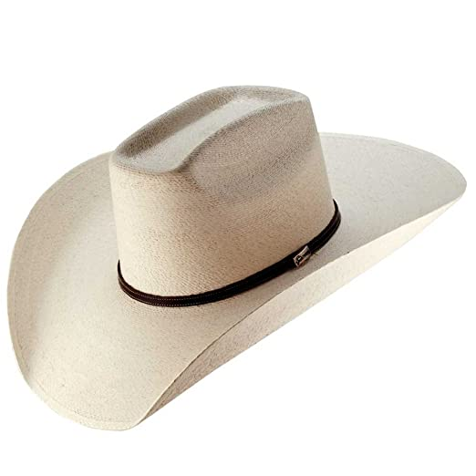 Atwood Kaycee Palm Laf Straw Western Hat at Amazon Men s Clothing store  66bb0bdc8dc2