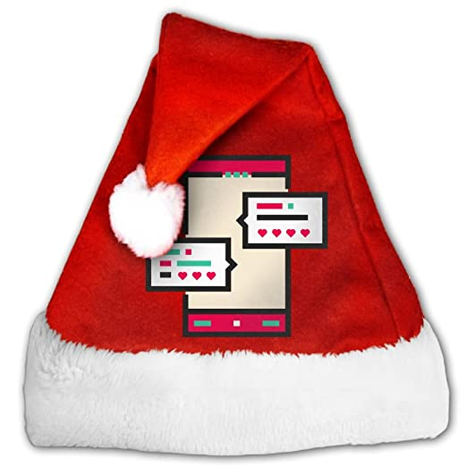 smartphone christmas santa hats holiday decorations hats christmas gifts nice christmas tree hat new year - Nice Christmas Gifts