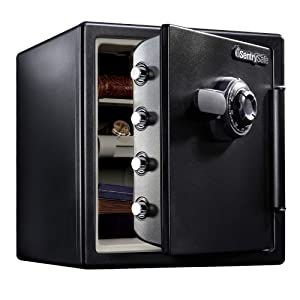 SentrySafe SFW123FUL 1.2-Cubic Feet Electronic Fire-Resistant Big Bolt Safe Review