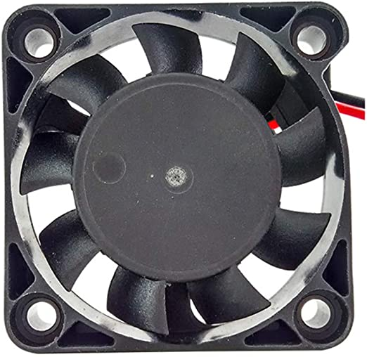 heacker DC4010 Ordenador Ventilador de refrigeración 24V PC Enfriador Equipo Industrial Transformador de frecuencia del Ventilador de refrigeración: Amazon.es: Hogar