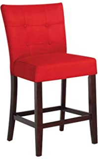 amazon com novae parsons chair set of 2 finish white chairs