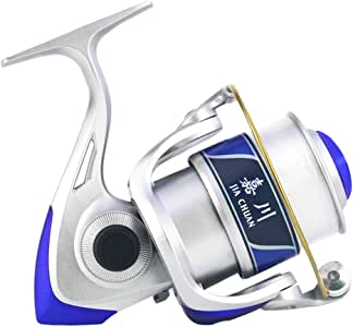 ciellte Carrete de Pesca Serie YF Pesca Sobre Hielo Agua Salada ...