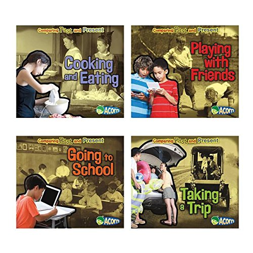 Comparing Past and Present ebook