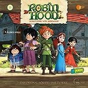 Räuberspiele (Robin Hood - Schlitzohr von Sherwood 11) | Thomas Karallus