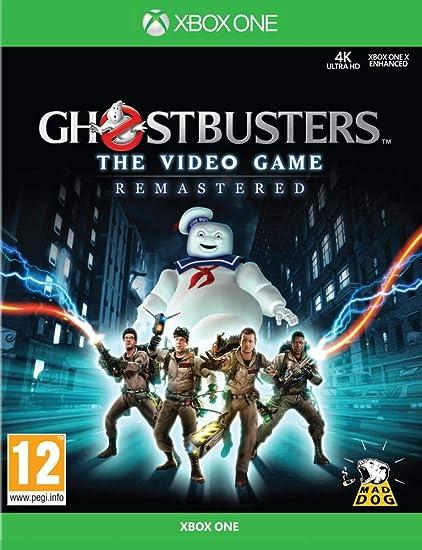 Juego de Xbox One Remastered Ghostbusters: Amazon.es: Videojuegos