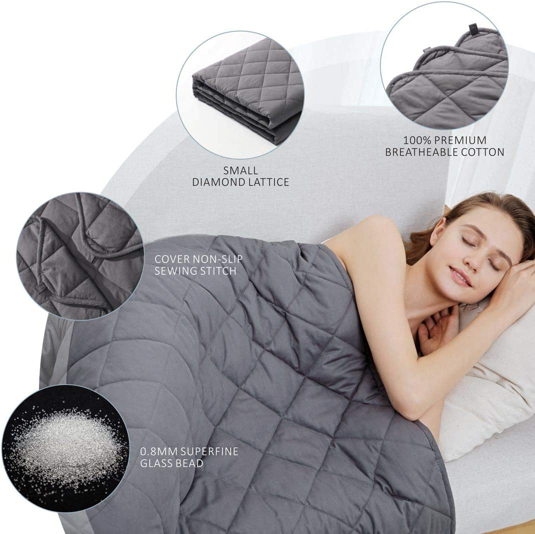 Free Amazon Promo Code 2020 for Weighted Blanket Adults
