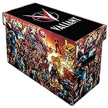VALIANT UNIVERSE SHORT COMIC BOX by BCW