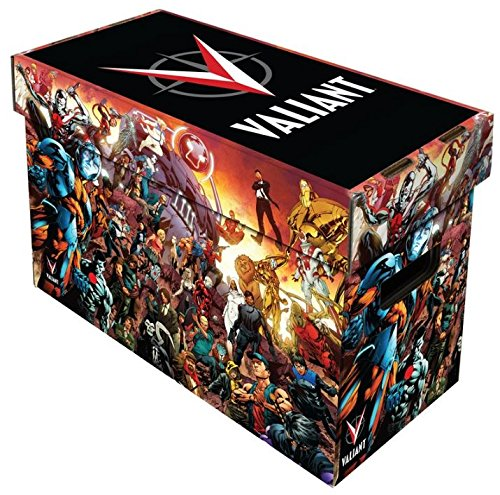 VALIANT UNIVERSE SHORT COMIC BOX