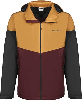 Columbia Inner Limits Jacket Chaqueta Impermeable, Poliéster ...