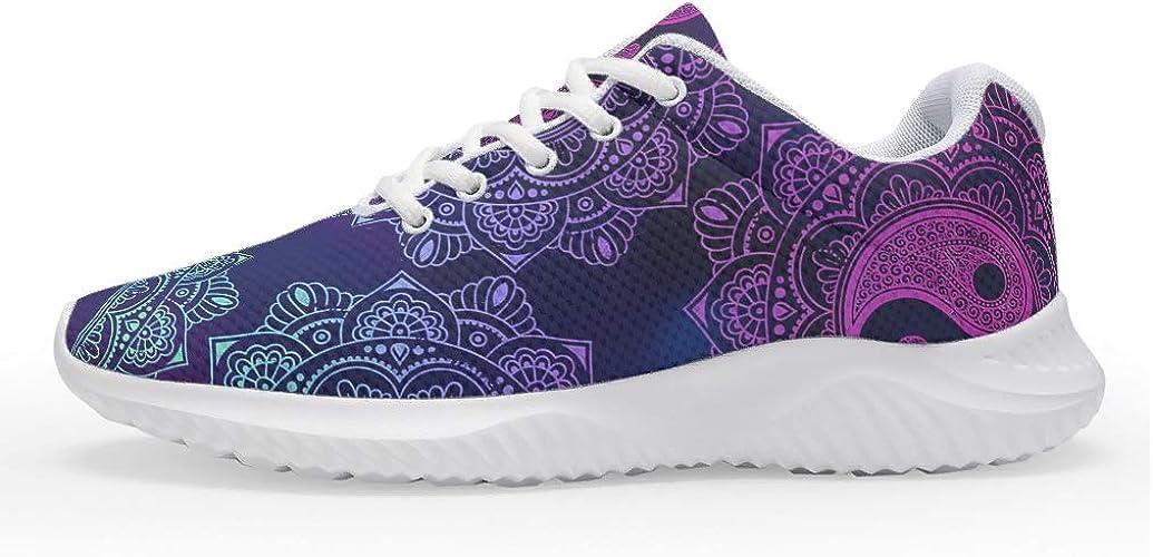 Girls Boys Sports Shoes Colour Gradient