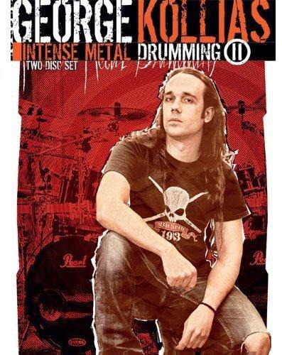George Kollias Intense Metal Drumming 2 DVD (Hudson Music Sheet Music)