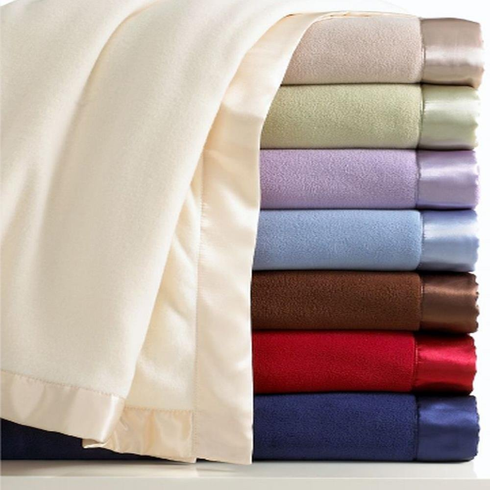 Charter Club Soft Fleece Easy Care King Blanket - Taupe