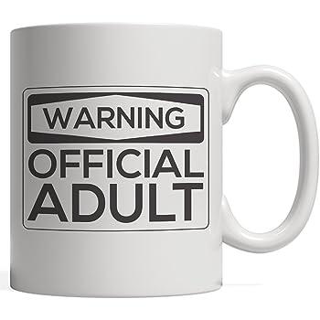 Official Adult B Day Mug