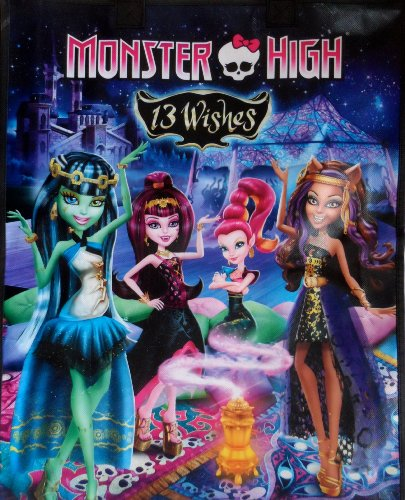 SDCC Monster High 13 Wishes Swag Bag, Comic-Con 2013]()