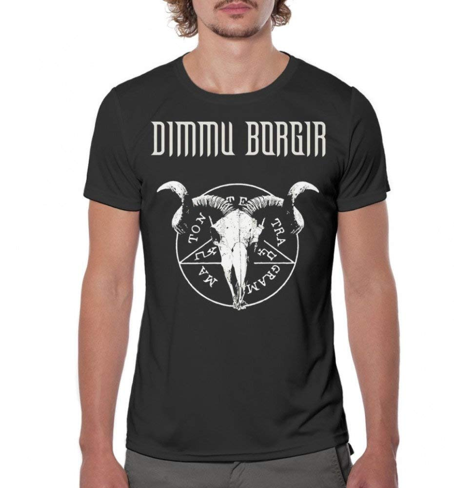 Dimmu Borgir Metal, Skull, S Shirts