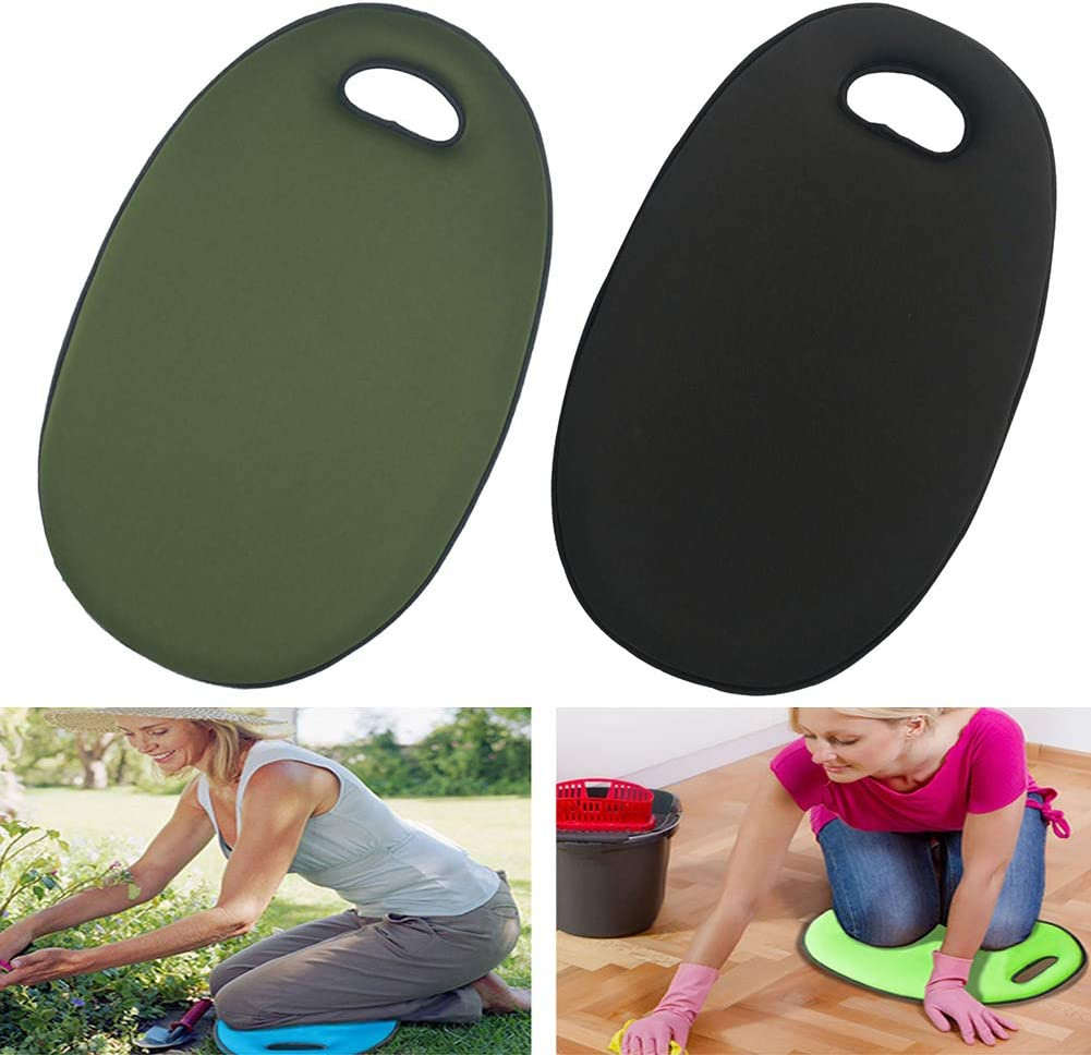 RENNICOCO Garden Kneeling Pad Thick Portable Thicken Kneeling Pad Garage Garden Kneeler Mat Kneel Pad Cushion Knee Protects