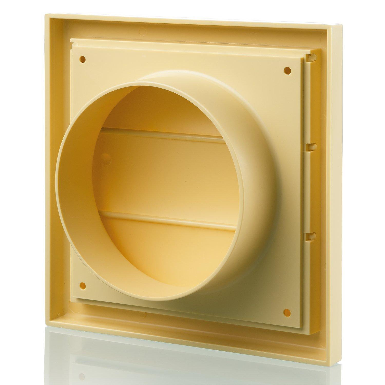 blauberg UK bb-chk-150 /Cotswold Pierre 3-vjcs 150/mm conduit Hotte volet da/ération KIT Ventilateur Extracteur dair/