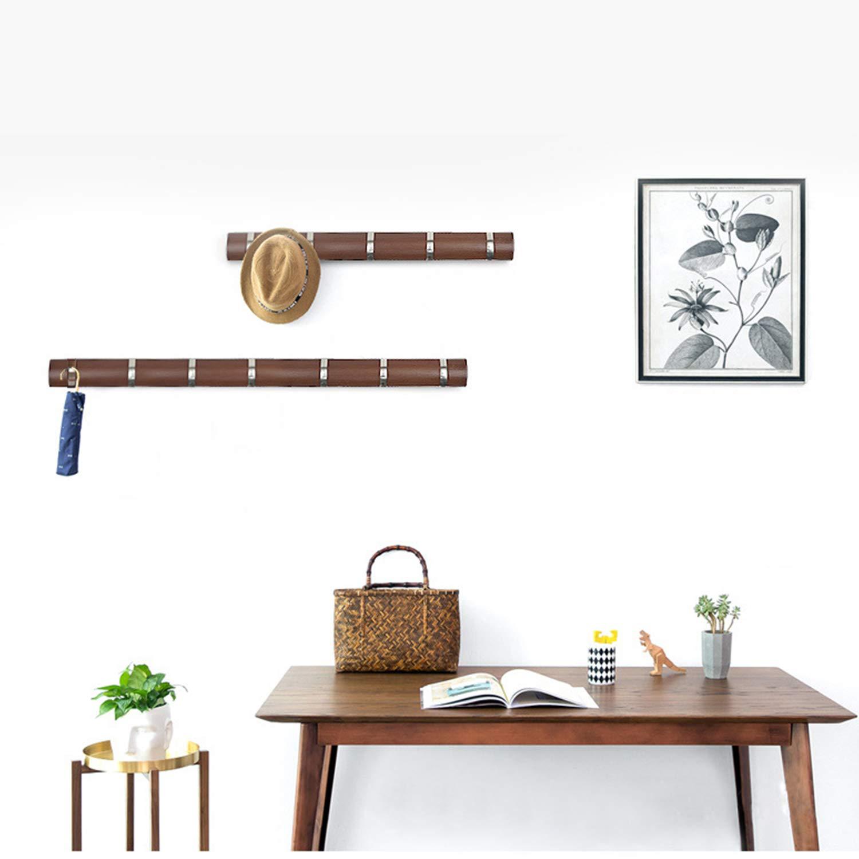 Amazon.com: WODENY Perchero de pared para el hogar, gancho ...