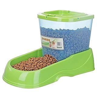 MGMDIAN Alimentatore Automatico per Gatti bevitore Automatico per Cani e Gatti Ciotola di Alimentazione dell'animale Domestico ( Color : Feeder )