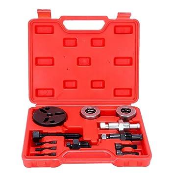 8 milelake a/c de embrague del compresor Remover Extractor Instalador instalation Herramienta de aire acondicionado: Amazon.es: Coche y moto