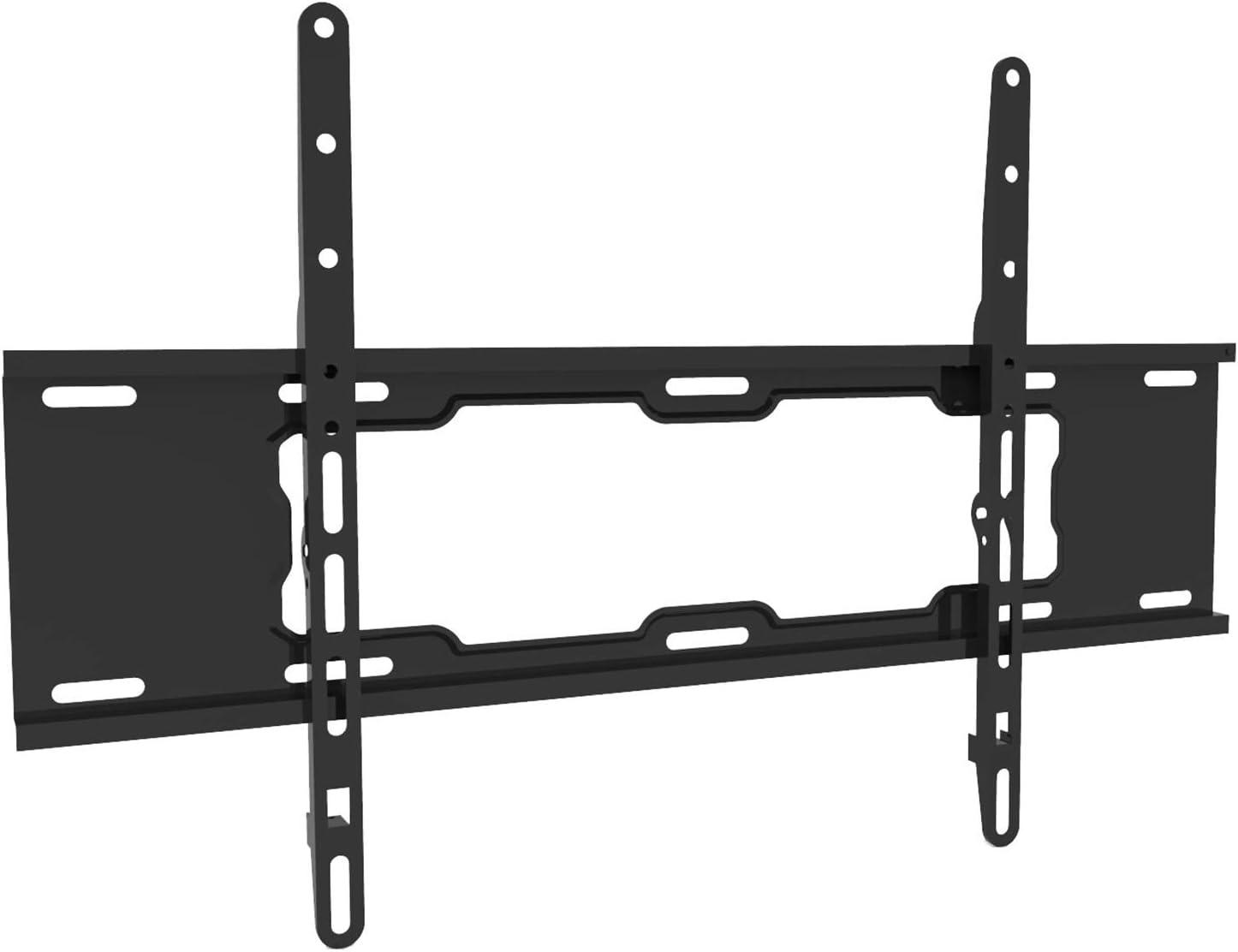 Elbe SP-3770-F - Soporte de pared fijo universal para TV 37-70 (capacidad 40 kg, vesa: 100x100, 200x200, 200x300, 300x300, 200x400, 300x400, 400x400, 200x600, 300x600, 600x400) negro: Amazon.es: Electrónica