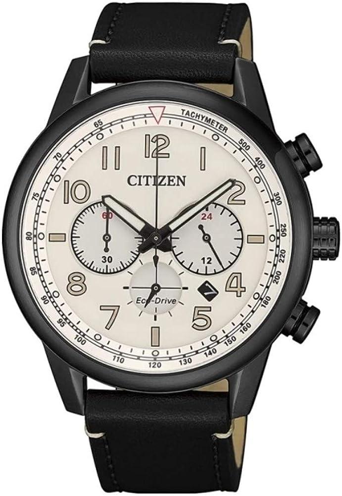 Reloj de Cuarzo Citizen of, Eco Drive B620, 43 mm, Beige, 10 ATM, CA4425-10X