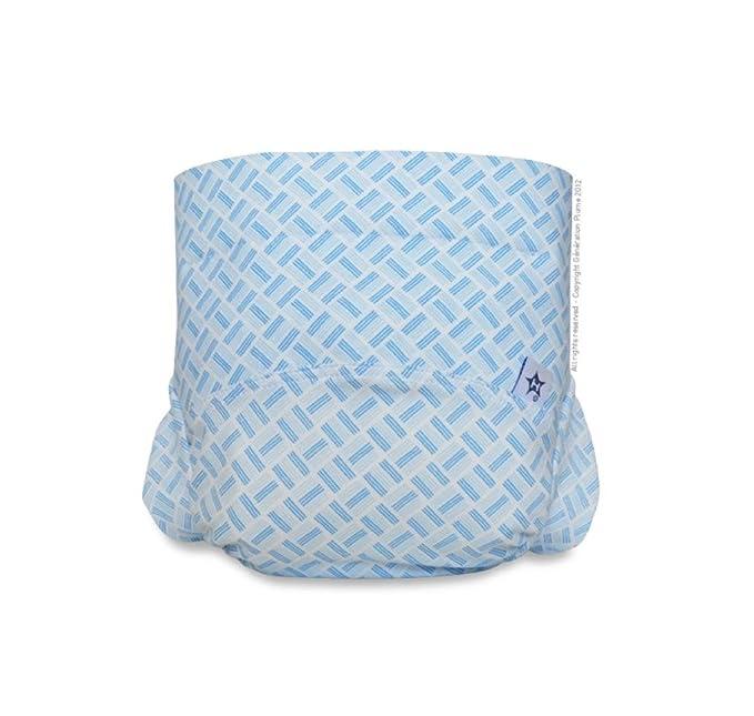Hamac-Hamaca, diseño publicitario de culotte serie limitada cesar y kate talla l, color azul: Amazon.es: Bebé