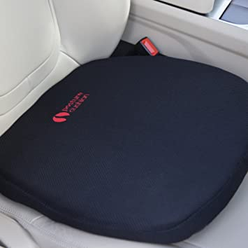 Posture Cushion - Super Thick Gel Feel Seat Cushion. Great For ...