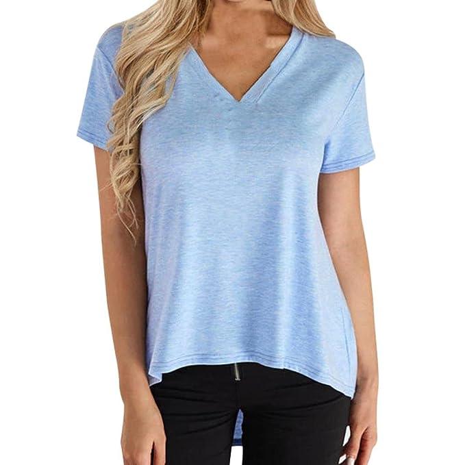 Sommer Top T-Shirt ohne Arm mit besticken V-Ausschnitt Große Größen NEU