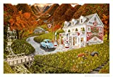 Mountain High - Art Poster (Artist: Tom Masse) (Size: 32